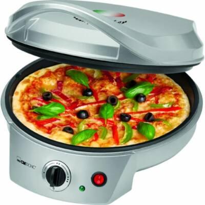 Clatronic PM3622 pizza sütő, 28 cm, 1800W