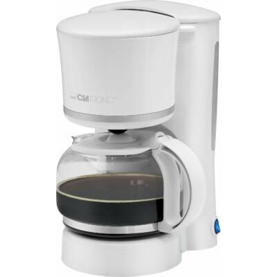 Clatronic KA3555 FEHÉR kávéfőző, 1,25l, 870W